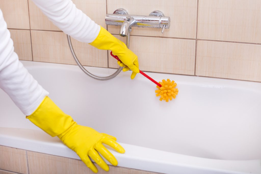 Useful tips for cleaning the bathroom with vinegar - Venceramica